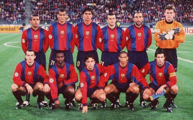 Μπαρτσελόνα: Η θρυλική φανέλα της σεζόν 1998-1999 επιστρέφει! | tanea.gr