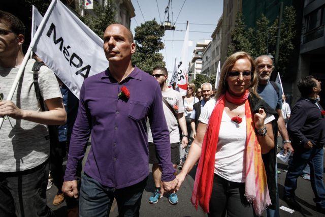 Δανάη Στράτου: Ο Βαρουφάκης δεν μου είπε ποτέ «αγάπη μου έκλεισα τις τράπεζες» | tanea.gr