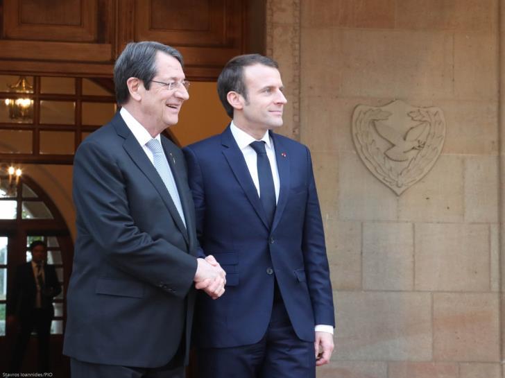 Γαλλία και Κύπρος κοντά σε συμφωνία για την ασφάλεια | tanea.gr