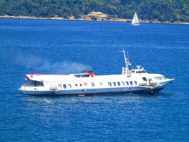 Βλάβη σε ιπτάμενο δελφίνι – Επιστρέφει στον Πειραιά με 86 επιβάτες | tanea.gr