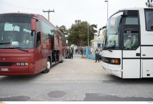 Διαβατά: Αναχώρησαν με λεωφορεία οι περισσότεροι πρόσφυγες | tanea.gr