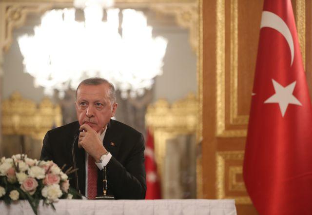 Ο Ερντογάν αμφισβητεί την εκλογή Ιμάμογλου   tanea.gr