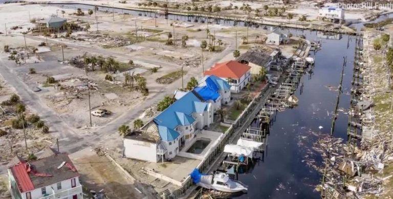Τυφώνας Μάικλ: Ο ισχυρότερος που έπληξε τις ΗΠΑ τα τελευταία 27 χρόνια | tanea.gr