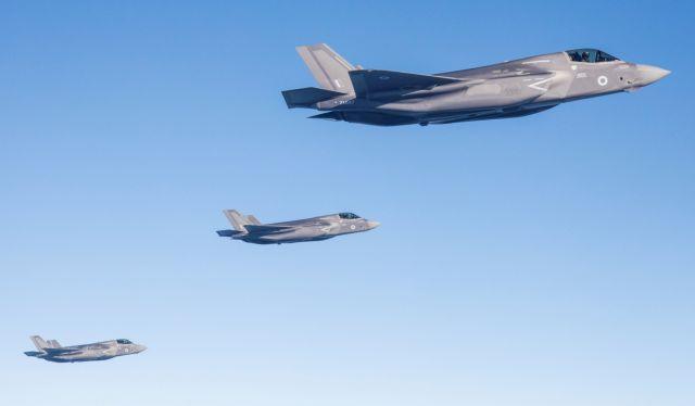 Η Βρετανία στέλνει F-35Β στο Ακρωτήρι Κύπρου | tanea.gr
