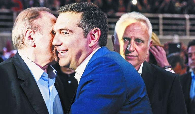 Βαθύς ΣΥΡΙΖΑ εναντίον βαθέος ΠΑΣΟΚ | tanea.gr