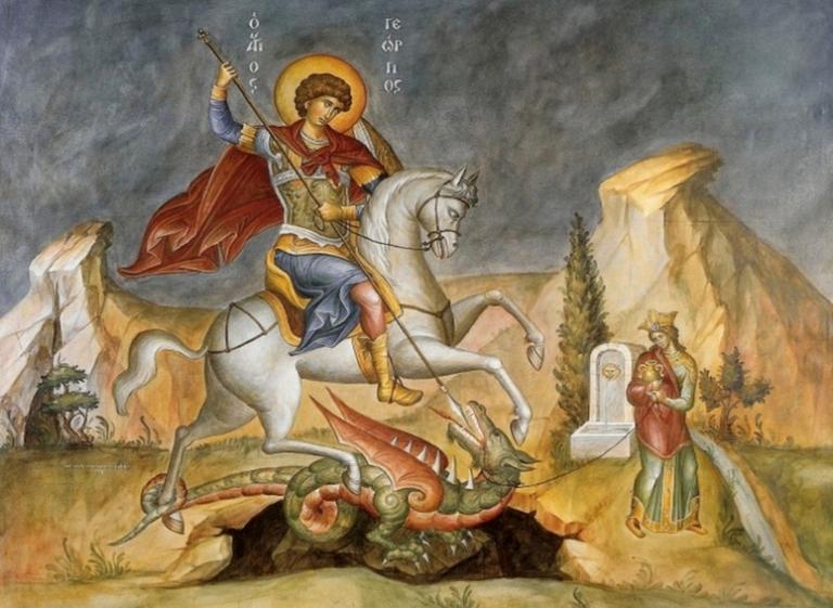 Άγιος Γεώργιος: Ποιος ήταν ο άγιος που γιορτάζουμε σήμερα | tanea.gr