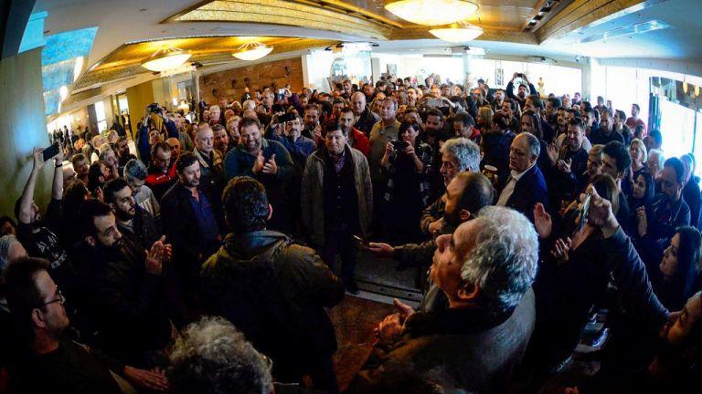 «Πόλεμος» ΠΑΜΕ και Διοίκηση της ΓΣΕΕ για τα επεισόδια στη Ρόδο | tanea.gr