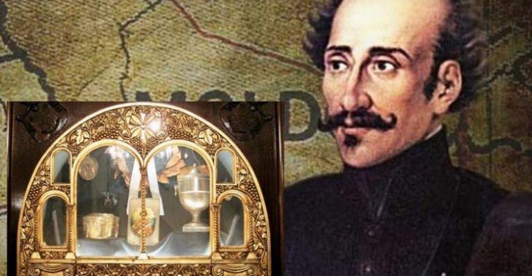 Η καρδιά του Αλέξανδρου Υψηλάντη, του αρχηγού της Επανάστασης, «χτυπά» στο Μεσολόγγι | tanea.gr
