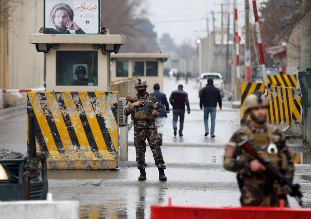 Αφγανιστάν: Ισχυρή έκρηξη και πυροβολισμοί στο κέντρο της Καμπούλ   tanea.gr