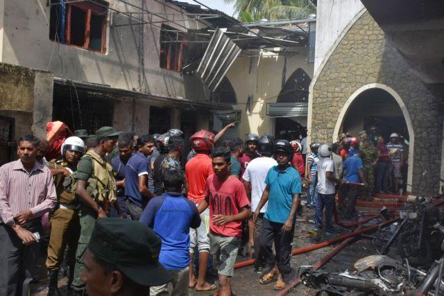 Λουτρό αίματος στη Σρι Λάνκα: Στους 207 οι νεκροί από τις βομβιστικές επιθέσεις   tanea.gr