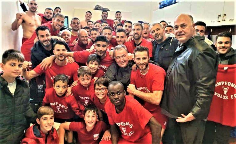 ΠΑΕ Βόλος Νέος Ποδοσφαιρικός Σύλλογος: ΚΑ-ΜΠΕΟ-ΝΕΣ! | tanea.gr