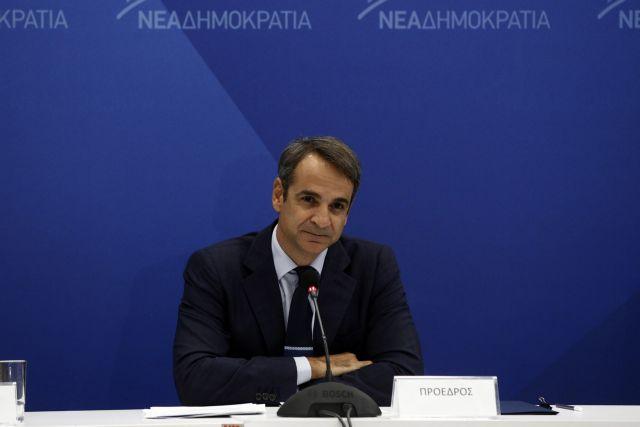Μητσοτάκης: «Ντροπή κ. Τσίπρα που κρατάτε τον φαύλο Πολάκη στην κυβέρνησή σας» | tanea.gr