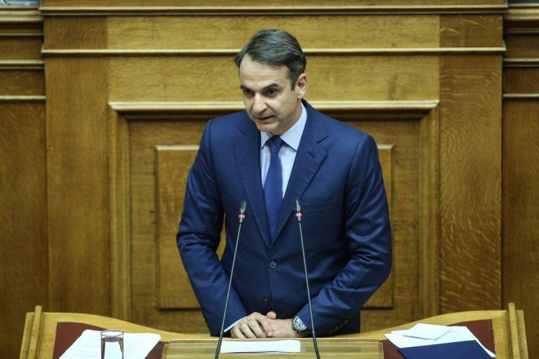Ομιλία Μητσοτάκη το απόγευμα στην παρουσίαση των υποψηφίων ευρωβουλευτών της ΝΔ | tanea.gr