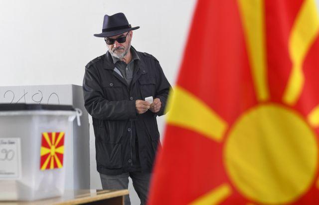 Εκλογές στη Βόρεια Μακεδονία – Προτίμησαν τη λιακάδα από τις κάλπες   tanea.gr