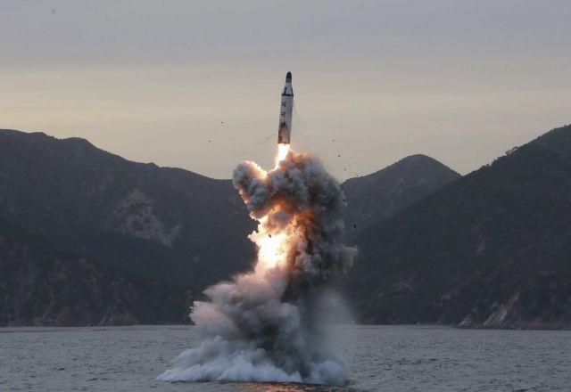 ΗΠΑ: Η Β. Κορέα δοκίμασε όπλο που δεν ήταν βαλλιστικός πύραυλος | tanea.gr