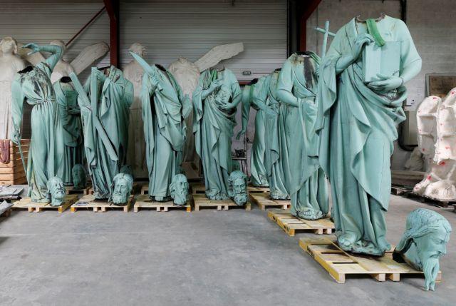 Παναγία των Παρισίων: Οι ανεκτίμητοι θησαυροί που σώθηκαν | tanea.gr