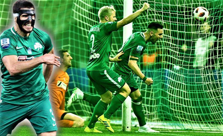 «Βαριά» η πράσινη φανέλα (2-0) | tanea.gr