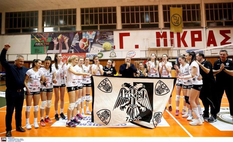 Στην Α1 Γυναικών πρώτη φορά ο ΠΑΟΚ | tanea.gr