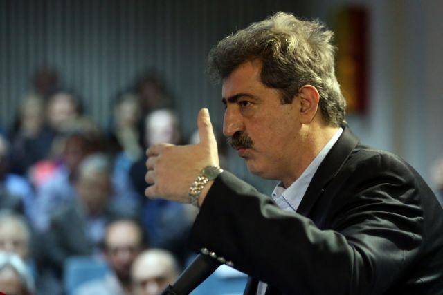 Οργή στο Twitter για τη χυδαία επίθεση Πολάκη στον Κυμπουρόπουλο | tanea.gr