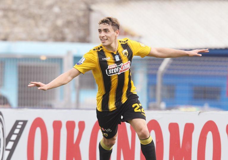 Δοκάρι ο Λιβάγια, γκολ ο Πόνσε και 1-0 η ΑΕΚ | tanea.gr