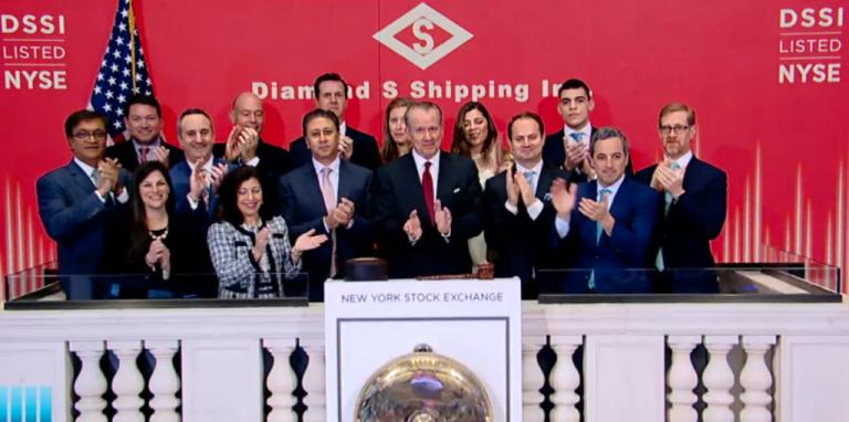 Η Diamond S Shipping χτύπησε το κουδούνι στη Wall Street | tanea.gr