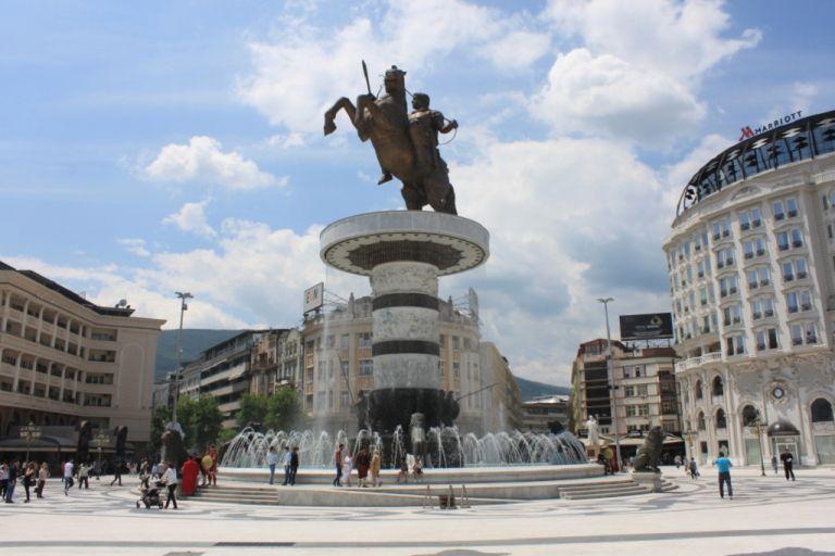 «Βόμβα» από τα Σκόπια: Στη Χάγη η Συμφωνία των Πρεσπών, λέει η Σιλιανόφσκια | tanea.gr