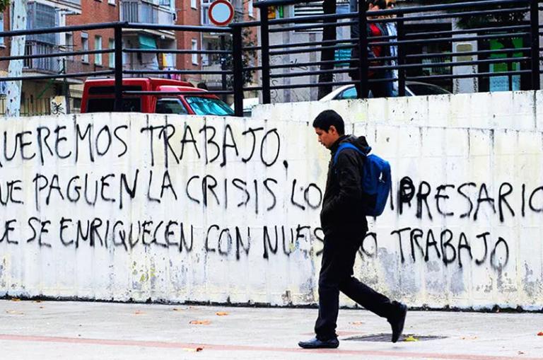 Ισπανία: Πραγματικότητα για εκατομμύρια εργαζομένους η απασχόληση το Σαββατοκύριακο   tanea.gr