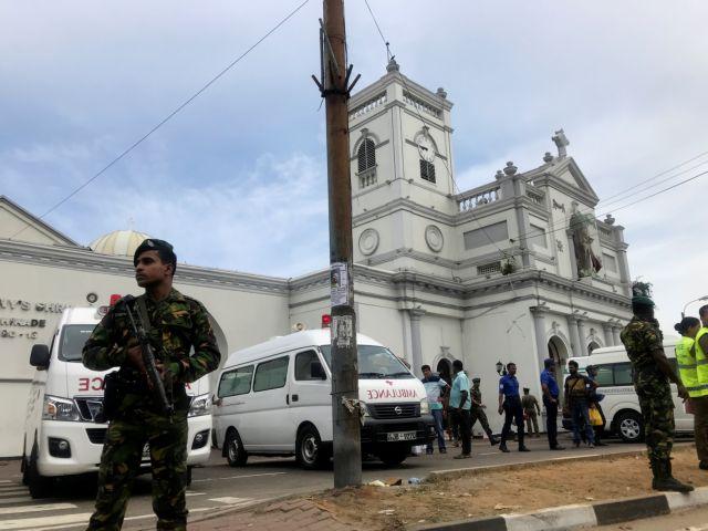 Σρι Λάνκα: Στους 359 οι νεκροί - Αξιωματούχοι απέκρυψαν πληροφορίες για τις επιθέσεις | tanea.gr