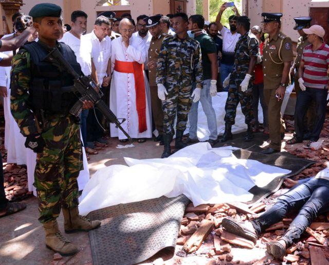 Τσίπρας για Σρι Λάνκα: Τα τραγικά νέα μάς γεμίζουν θλίψη και αποτροπιασμό | tanea.gr