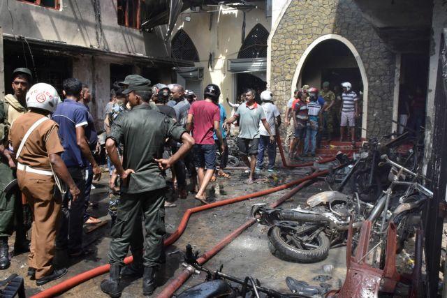 «Ματωμένο» Πάσχα στη Σρι Λάνκα: Στους 158 οι νεκροί από εκρήξεις στις εκκλησίες | tanea.gr