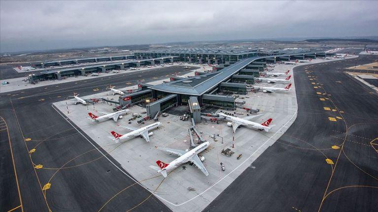 Κωνσταντινούπολη: Το νέο φαραωνικό αεροδρόμιο του Ερντογάν | tanea.gr