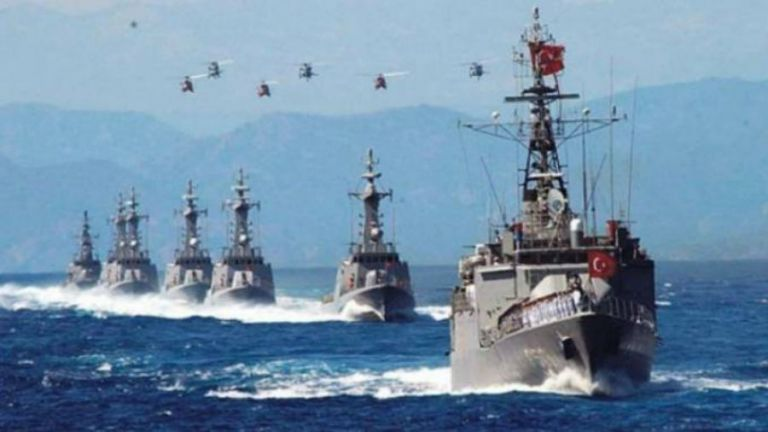 Νέο σκηνικό πολέμου στο Αιγαίου στήνουν οι Τούρκοι με τον «Θαλασσόλυκο» | tanea.gr