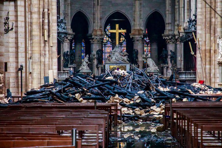 Παναγία των Παρισίων: Συγκεντρώθηκαν ήδη 750 εκ. ευρώ για την αναστήλωση | tanea.gr