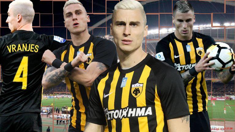 «Δανεικός στην ΑΕΚ ο Βράνιες» | tanea.gr