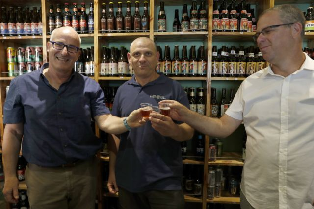 Ισραήλ: Μπίρα με μαγιά ηλικίας 3.000 ετών παρασκεύασαν επιστήμονες | tanea.gr