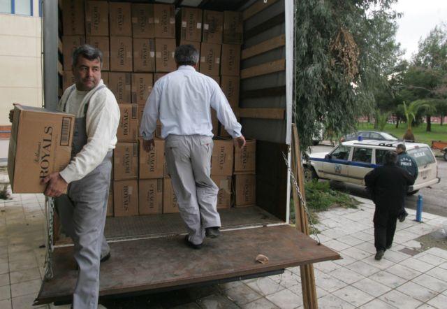 Θεσσαλονίκη: Κατάσχεση και συλλήψεις για λαθραία τσιγάρα | tanea.gr