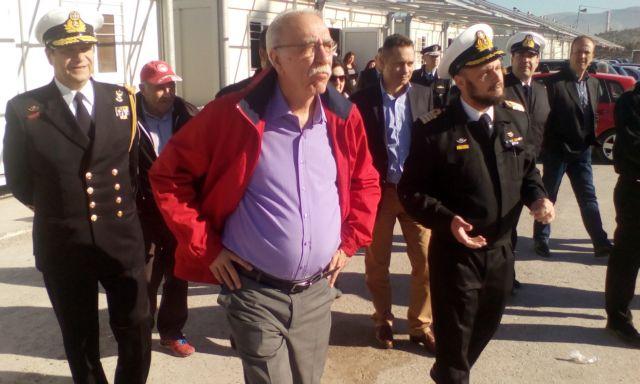 Παραδοχή Βίτσα: Εφτασαν τζιχαντιστές στα ελληνικά νησιά | tanea.gr