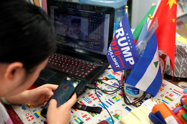 «Δεν βιάζεται» ο Τραμπ για την εμπορική συμφωνία με τo Πεκίνο | tanea.gr
