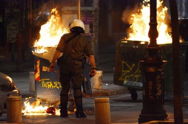 Θεσσαλονίκη: Επεισόδια μετά την πορεία αντιεξουσιαστών για τον Δ. Κουφοντίνα | tanea.gr