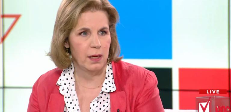 Ε. Χριστοφιλοπούλου στο One Channel: Οι πολίτες αποδοκίμασαν τον Τσίπρα   tanea.gr