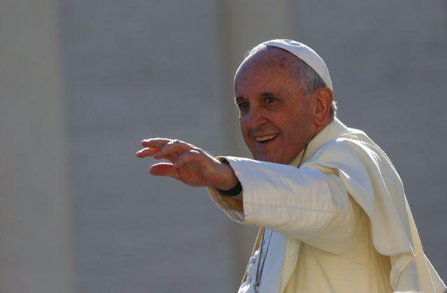 Ο πάπας Φραγκίσκος θα επισκεφτεί Βουλγαρία και Σκόπια | tanea.gr