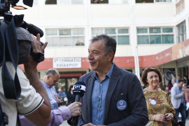 Παραιτήθηκε από επικεφαλής του Ποταμιού ο Σταύρος Θεοδωράκης | tanea.gr