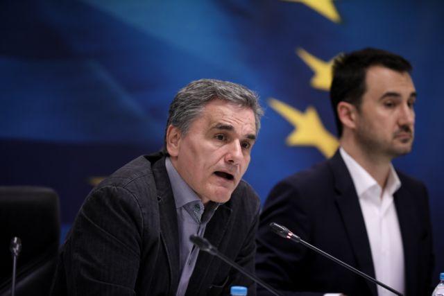 Τσακαλώτος σε ΝΔ: Πρώτα το νομοσχέδιο των 120 δόσεων και μετά η πρόταση μομφής | tanea.gr