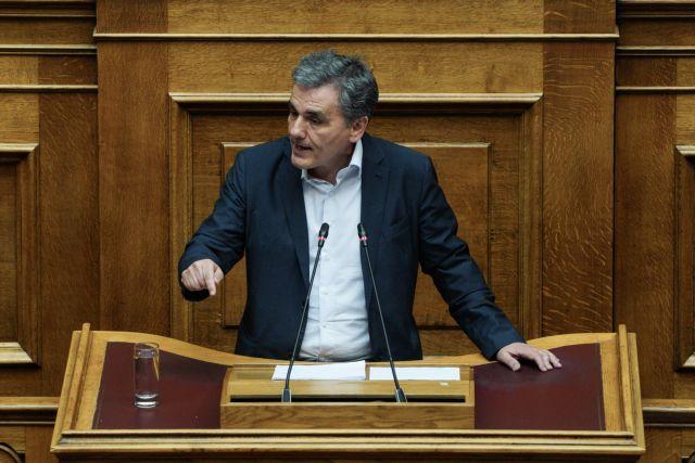 Τσακαλώτος: Φέρνουμε μέτρα με δημοσιονομικό, κοινωνικό και αναπτυξιακό χαρακτήρα   tanea.gr