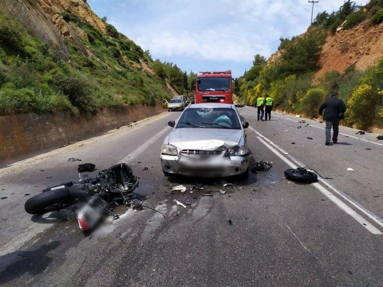 Κρήτη: Δύο νεκροί και μία σοβαρά τραυματισμένη σε τροχαίο | tanea.gr