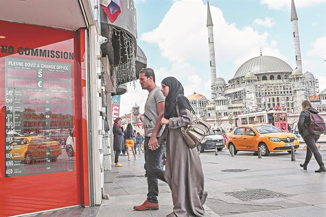 Λίρα και κόκκινα δάνεια γονατίζουν την Τουρκία | tanea.gr