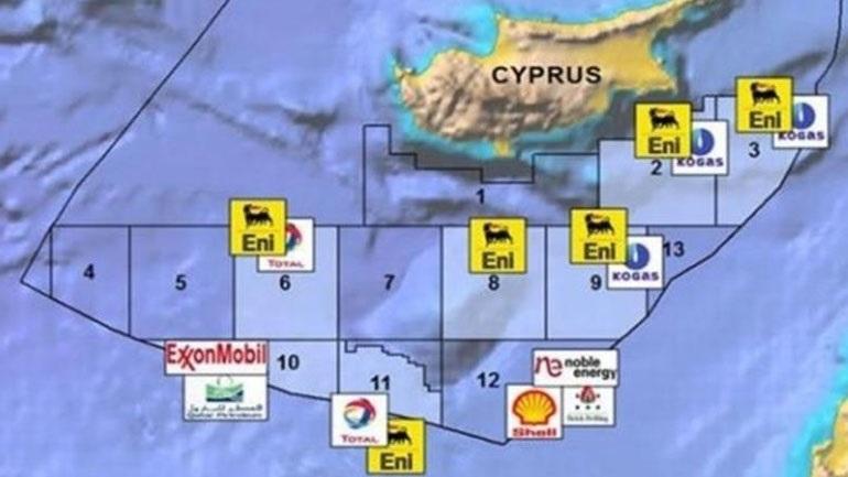Ενεργειακοί κολοσσοί στην Κύπρο για τα οικόπεδα, η Τουρκία απειλεί ...