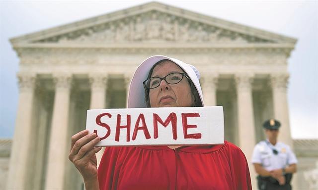 Απαγορεύοντας τις αμβλώσεις στην Αμερική | tanea.gr