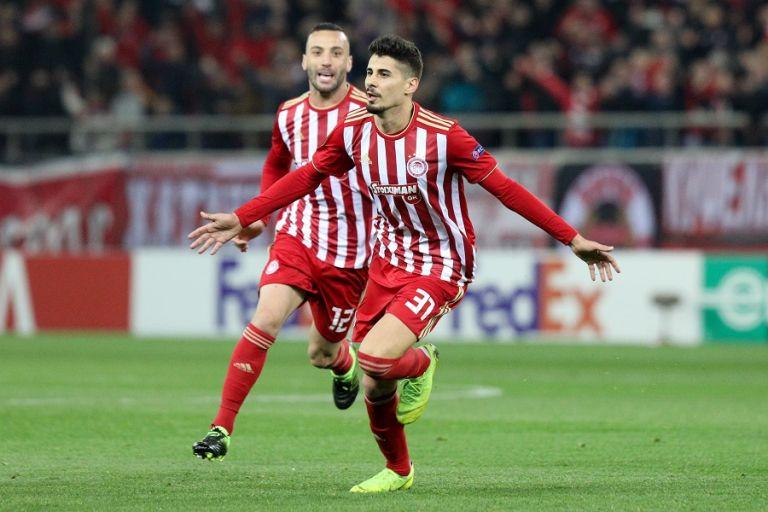 Το εκπληκτικό γκολ του Ζιλ Ντίας κόντρα στην Ντιναμό Κιέβου | tanea.gr