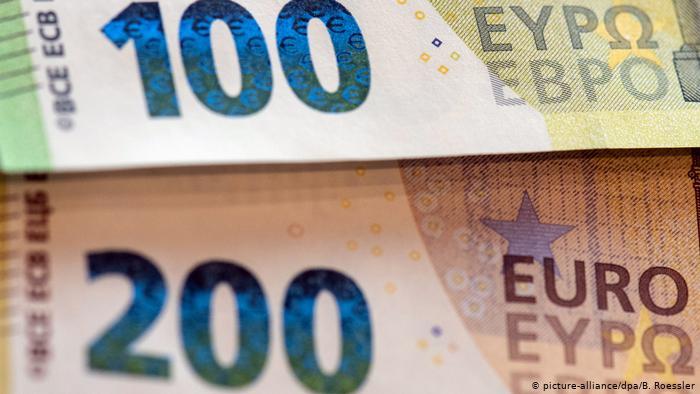 Από 28 Μαΐου κυκλοφορούν τα νέα χαρτονομίσματα 100 και 200 € | tanea.gr